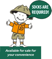 About Jungle Java: Where Parents Want to Visit, and Kids Don't Want to Leave® - logo-socks-required